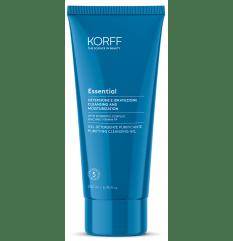 Essential Gel Detergente Purificante - Korff - 200ml - Detergente per pelli miste e grasse