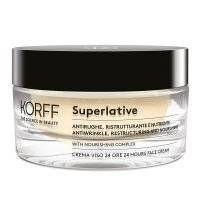 Korff Superlative Crema Giorno Antirughe 24h 50 ml