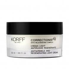 Correctionist Crema Light Viso - Korff - 50ml - crema viso idratante antietà per pelli miste