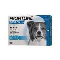 FRONTLINE SPOTON 4P 1,34ML 10-20