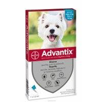 ADVANTIX SPOT ON 1PIP1ML4-10