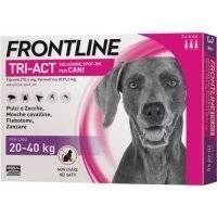 FRONTLINE TRI-ACT 3PIP 4ML
