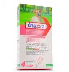 ATAXXA SPOT ON 4PIP1ML4-10KG