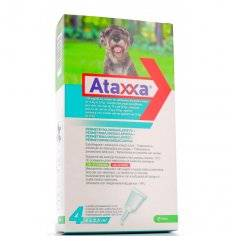 ATAXXA SPOT ON 4PIP 10-25KG