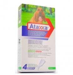 ATAXXA SPOT ON 4PIP 4ML 25KG