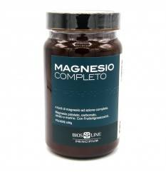 Principium Magnesio completo - Bios Line - Polvere - 400g - integratore per stanchezza e affaticamento