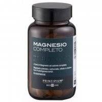 Principium Magnesio completo - Bios Line - 90 compresse - integratore per stanchezza e affaticamento