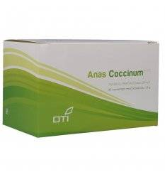 ANAS COCCINUM HOLIS 17 Globuli - OTI - 30 Flaconi da 1.6 grammi - Omeopatico per sistema immunitario