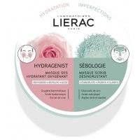 Lierac Mono Mask Duo Hydragenist + Sebologie 2x6ml