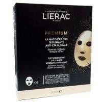 Lierac Premium Maschera Oro 4x20ml