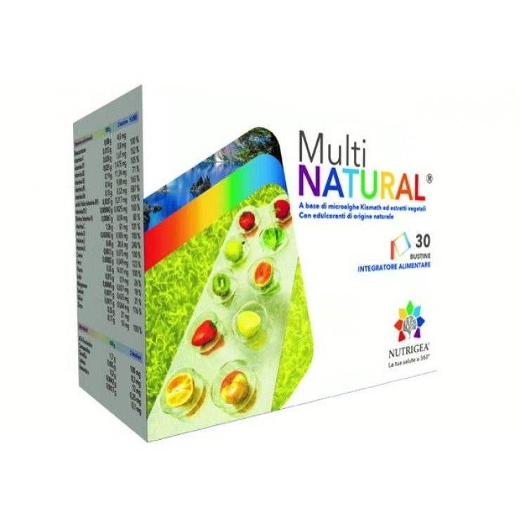 Multinatural 30 Bustine
