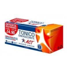 Tonico Energizzante Act 10ml