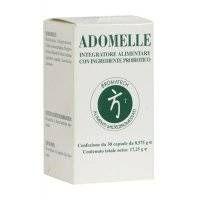 Adomelle - Bromatech - 30 capsule - Fermenti lattici per gonfiore e meteorismo