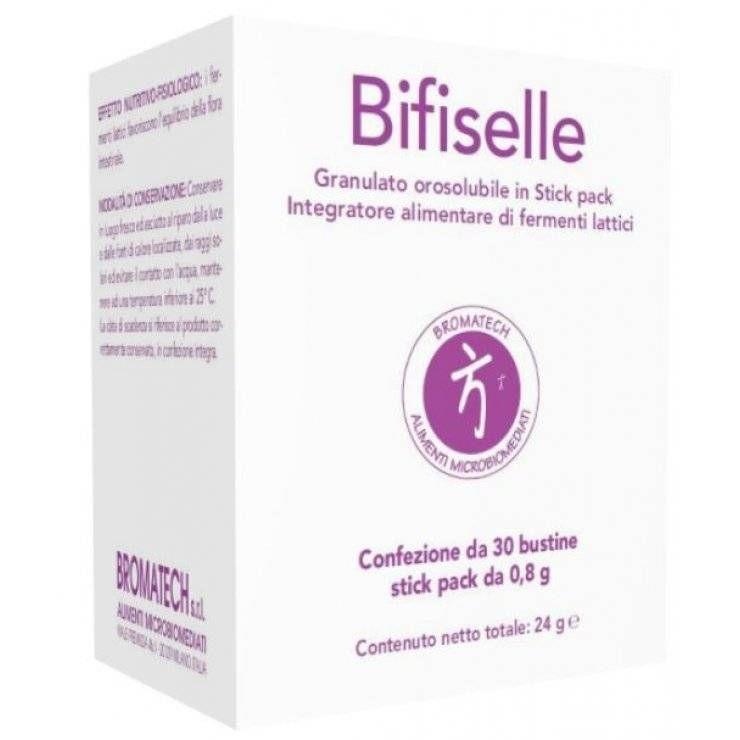 Bifiselle 30 Bustine Stick