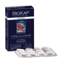 Biokap Anticaduta - Miglio Uomo Forte - Bios Line - 60 compresse - integratore per capelli
