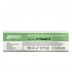 Tampone Rapido Nasale Uso Domestico per Covid-19 1 Pezzo