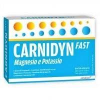 Carnidyn Fast Magnesio e Potassio 20 bustine