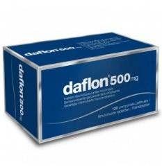 Daflon  500mg - 120 compresse rivestite -
