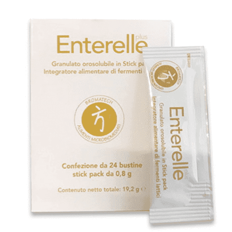 Enterelle plus  24 Bustine Stick