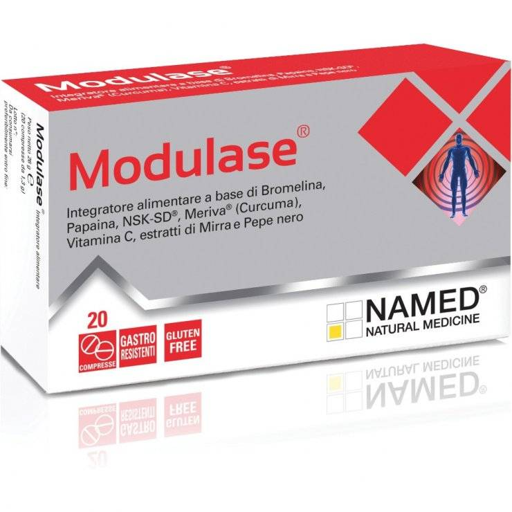 Modulase 20 Compresse