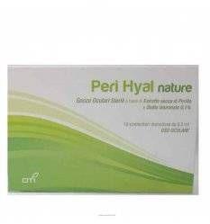 Peri Hyal Nature - OTI - 10 Flaconcini Monodose 0,5 ml