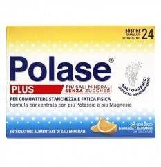 Polase Plus 24 Bustine - Ed 2021