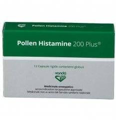 Pollen Histamine 200plus 12cps
