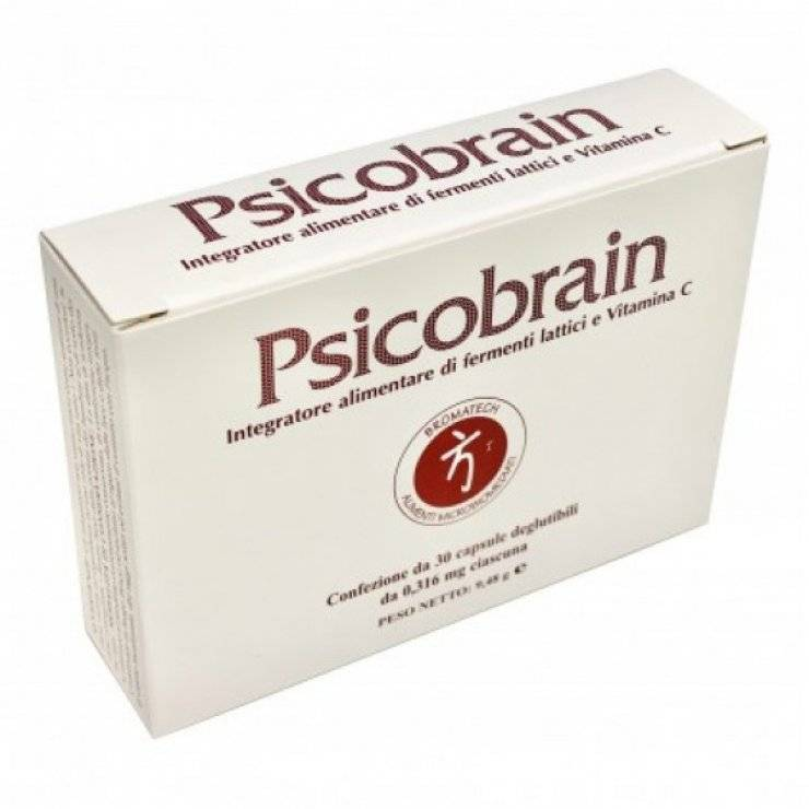 PSICOBRAIN 30CPS