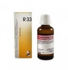 RECKEWEG R33 GOCCE 22ML