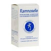 Ramnoselle - Bromatech - 30 compresse - Integratore di fermenti lattici