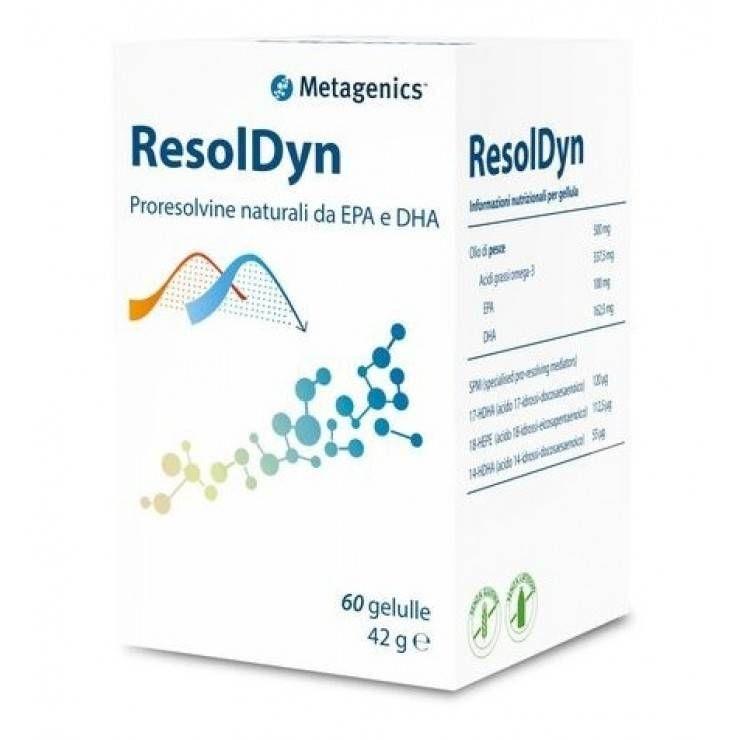 ResolDyn 60 capsule gel