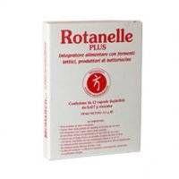 Rotanelle Plus - Bromatech - 12 capsule - Integratore di fermenti lattici