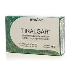 TIRALGAR 40CPR