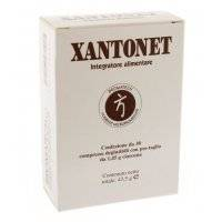 Xantonet - Bromatech - 30 compresse - integratore di fermenti lattici