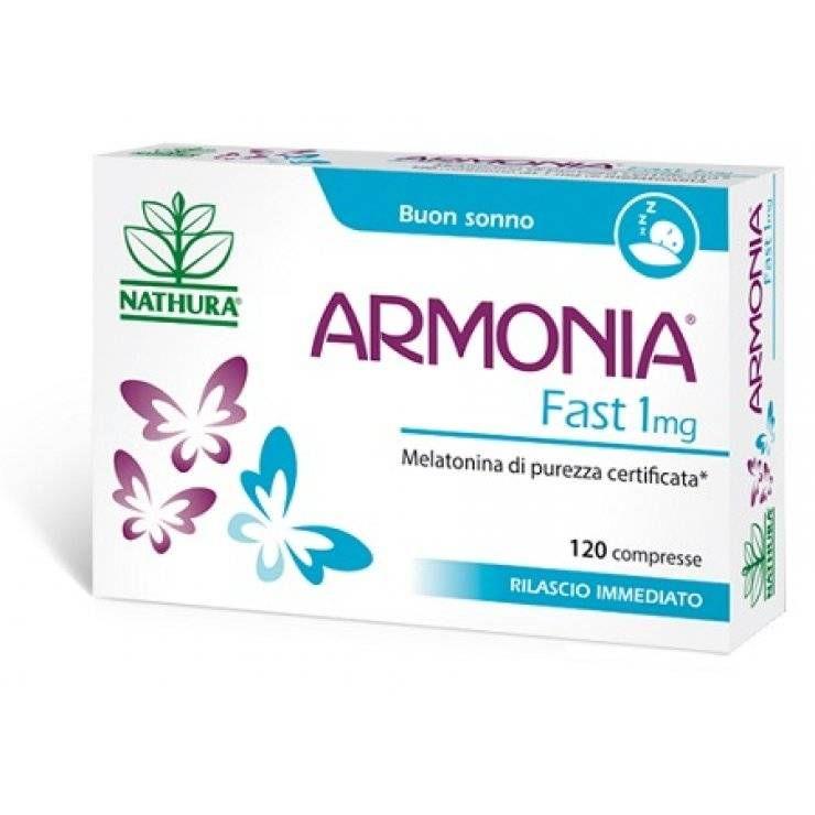 ARMONIA FAST 1MG MELAT 120CPR