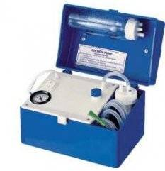 FLAEM SUCTION PUMP TRACHEOSTOM