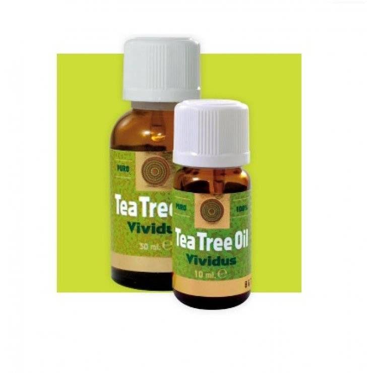 TEA TREE OIL VIVIDUS 10ML
