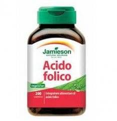 ACIDO FOLICO JAMIESON 200CPR