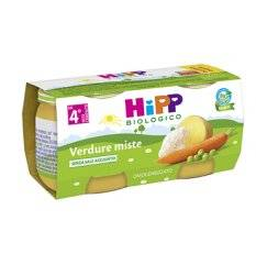 HIPP BIO OMOG VERDURE MIS 2X80