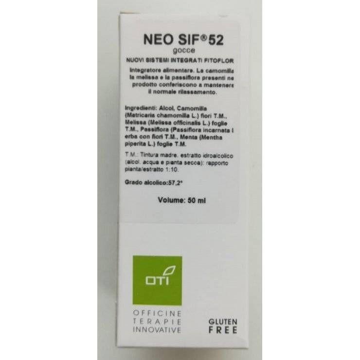 NEO SIF 52 GTT50ML