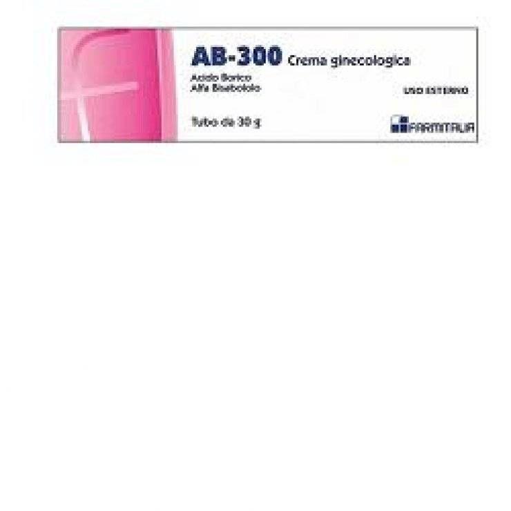 AB 300 CREMA GINECOLOGICA 1%