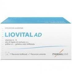 LIOVITAL AD 7FL LIOF+7FL SOLV