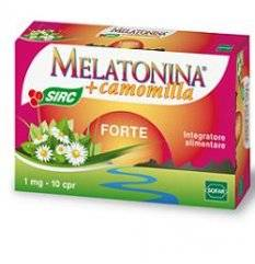 MELATONINA FORTE 10CPR NF