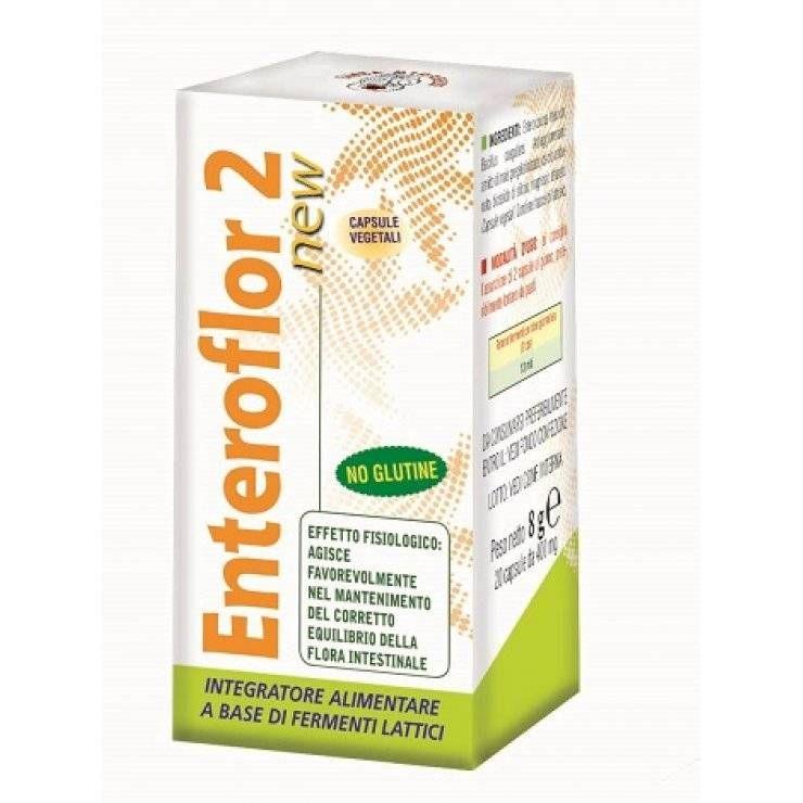 Enteroflor 2 New 20cps