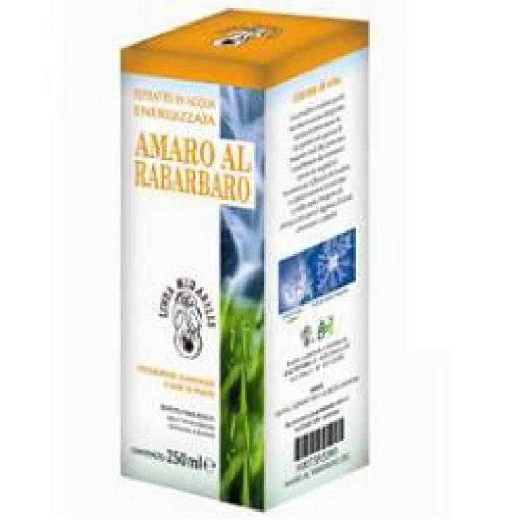 Amaro Rabarbaro S/alcool 250ml