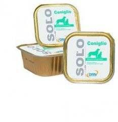 SOLO CONIGLIO CANI/GATTI 300G