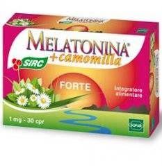 MELATONINA FORTE 30CPR NF