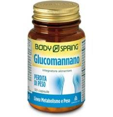 BODY SPRING GLUCOMANNANO 50CPS
