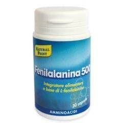 Fenilalanina 500 30cps