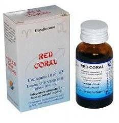 Red Coral Liquido 10ml